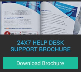 Outsourced NOC & Help Desk Support Brochure - Download