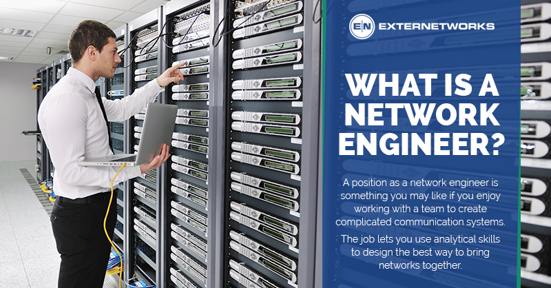 What is a Network Engineer - Definition, Job Profile & Salary!