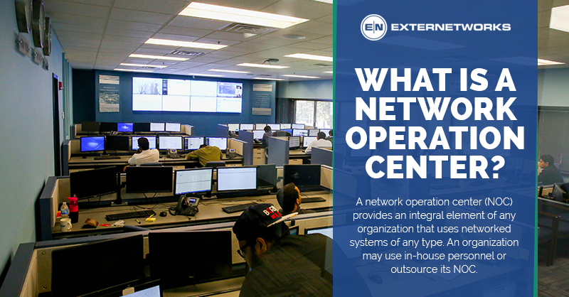 What Is A Network Operations Center Noc Design For